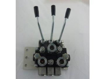 Třícestný hydraulický rozvaděč k řadám SSA 400 a SSA 500