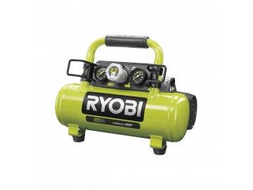 Ryobi R18AC-0 - aku 18 V kompresor ONE+ (bez baterie a nabíječky)