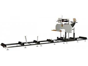 Kmenová pásová pila LUMAG BSW55 400V