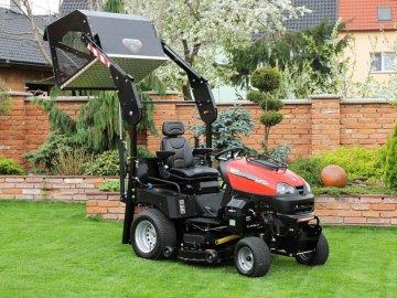 Wisconsin PIRAŇA W 3651/122 DELUXE - zahradní traktor