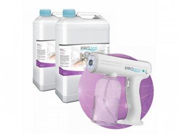 Sada rozprašovač Atomizer + PROdezi Atomizer 5l - polymerová dezinfekce