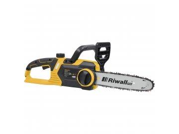 Riwall PRO RACS 2520i SET - aku řetězová pila 20 V s bezuhlíkovým motorem + 4Ah baterie + nabíječka