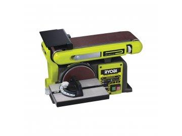 Ryobi RBDS4601G - elektrická pásová a kotoučová bruska 375W
