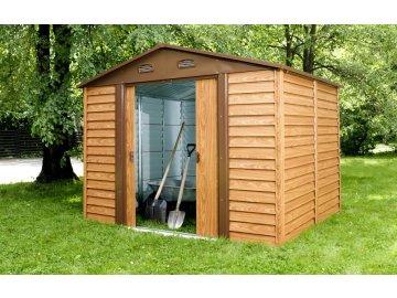 Tinman TIN707 - plechový zahradní domek