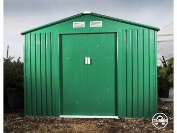 Tinman TIN307 - plechový zahradní domek
