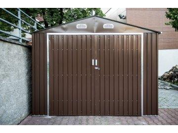 Tinman TIN802 - plechová garáž