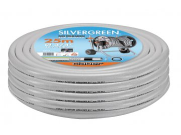 "Claber 9014 - zahradní hadice Silver green 3/4"" - 25m"