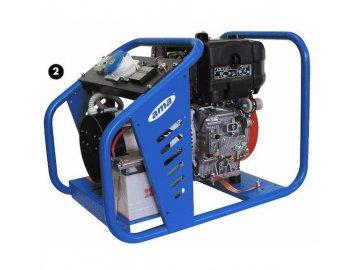 elektrocentrala 7 kw diesel 1