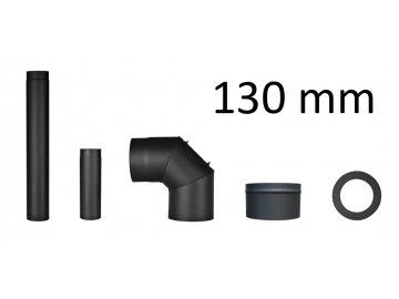 Sada kouřovodů 130 mm, SET 130-01