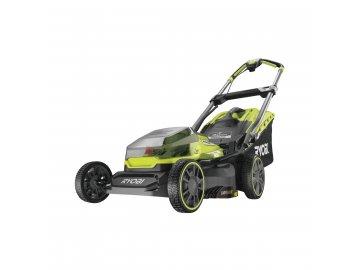 Ryobi RY18LMX40A-240 - aku 18 V travní sekačka + 2x 4,0Ah baterie + nabíječka ONE+