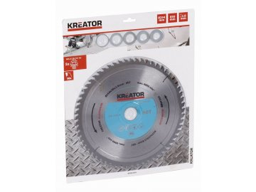 krt022350 pilovy kotouc na hlinik 254 mm 60 z kreator 3