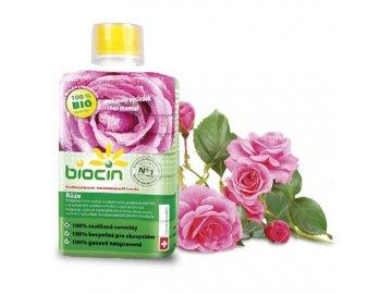 Biocin-FR - Rostlinný posilující prostředek pro růže