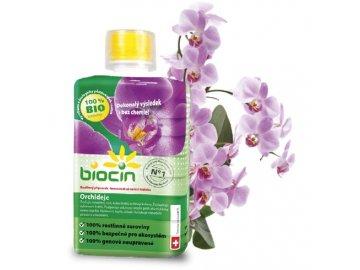 Biocin-FO - Rostlinný posilující prostředek pro orchideje