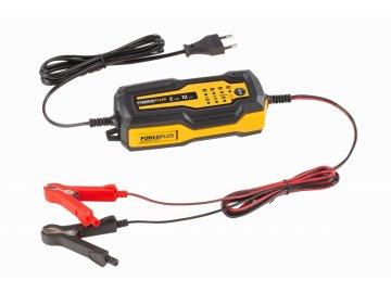 POWX4201 - Automatická nabíječka baterií 35W / 2A / 60Ah