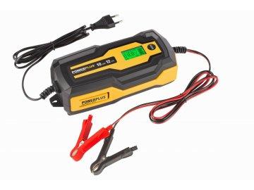 POWX4207 - Automatická nabíječka baterií 160W / 10A / 200Ah