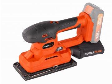 POWDP50300 - Aku vibrační bruska 20V (bez AKU)