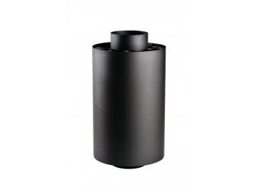 Teplovzdušný výměník 120/1,5 mm, velký