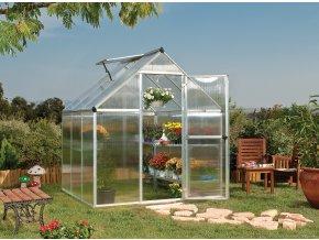Palram multiline 6x6 - polykarbonátový skleník