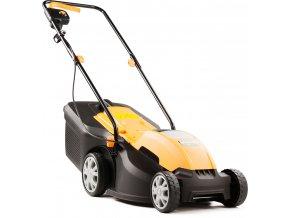 Riwall PRO REM 3615 - travní sekačka s elektrickým motorem 2 v 1