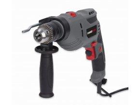 POWE10025 - Elektrická vrtačka s příklepem 600 W