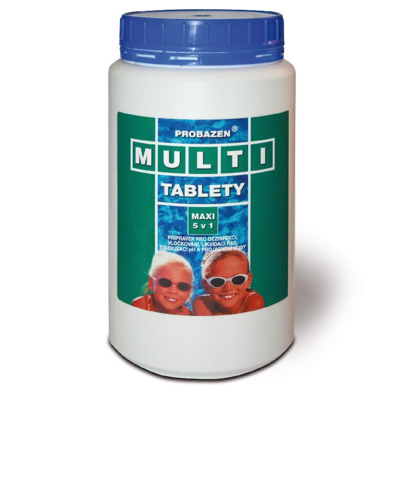 VeGA Multi tablety maxi 5 v 1 PE dóza 1 kg