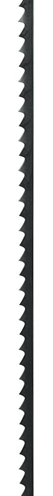 Scheppach / Woodster Scheppach Univerzální plátky pro lupínkové pily (dřevo, plast, kov) - set 6 ks