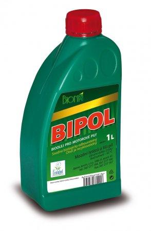 MTD BIPOL - Biologicky odbouratelný olej 1 l vhodný na mazání lišt a řetězů motorových pil