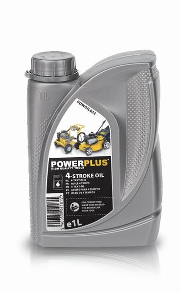 POWERPLUS POWOIL033 - Olej do 4-taktních motorů 1l