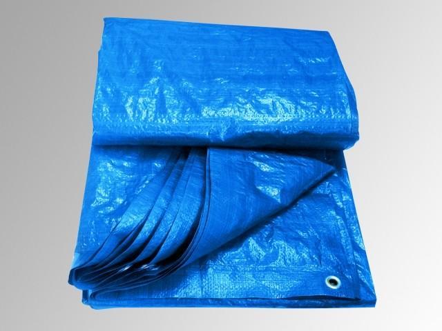 BAZENY-OBCHOD Krycí plachta modrý ovál 6 x 4,3 m