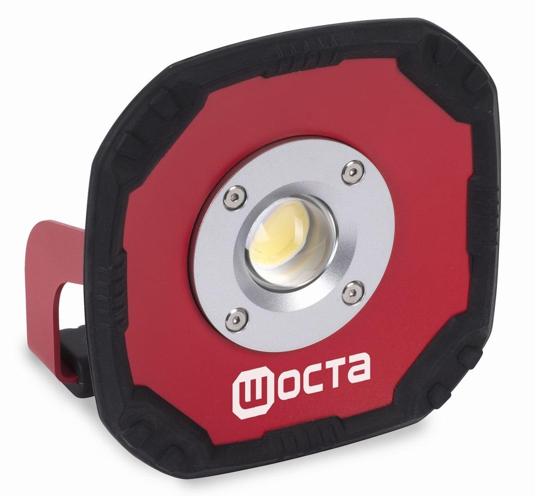 POWERPLUS WOC100010 - LED reflektor OCTA AC/DC 10W nabíjecí