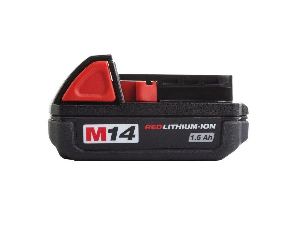 Milwaukee Akumulátor M14B 1.5AH