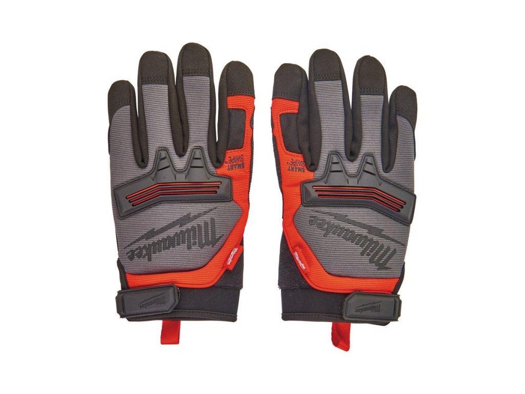 Milwaukee Pracovní rukavice XXL