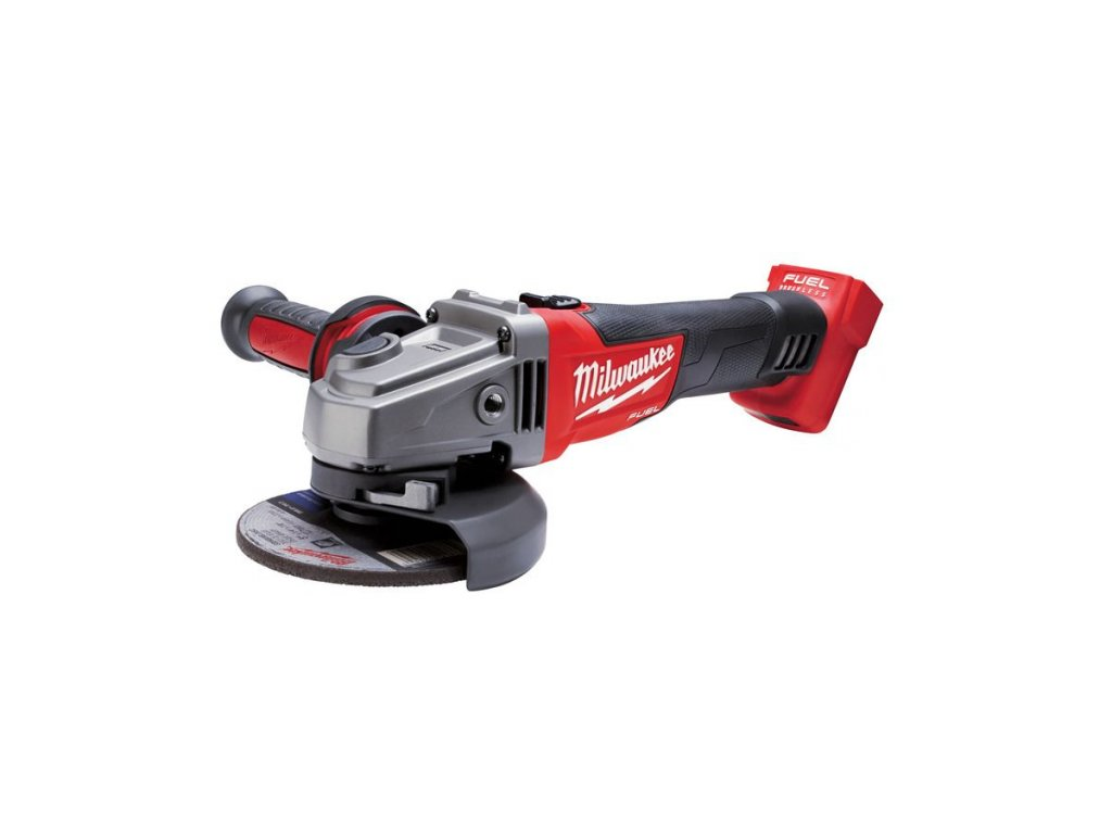 Milwaukee M18 CAG115X-0 M18 FUEL™ 115 mm Úhlová bruska