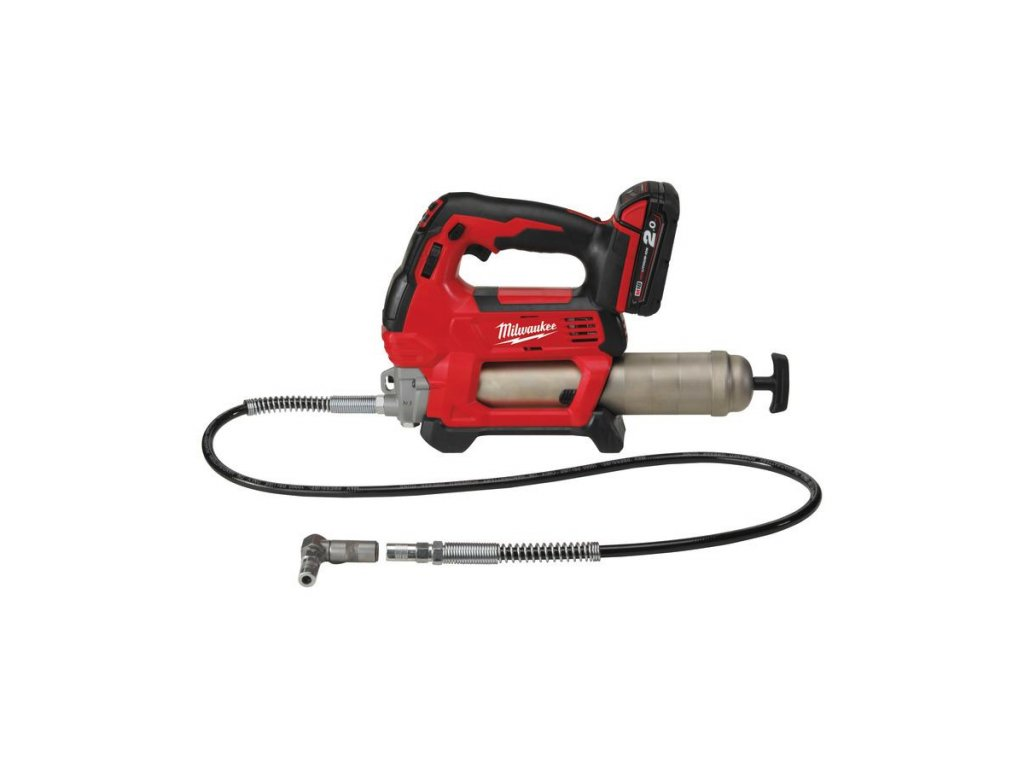 Milwaukee M18 GG-201C M18™ Heavy Duty mazací pistole