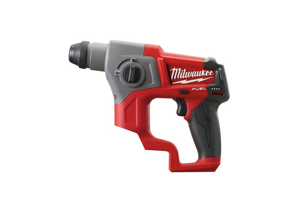 Milwaukee M12 CH-0 M12 FUEL™ Kompaktní SDS-plus kladivo