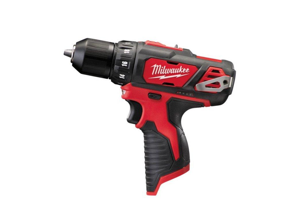 Milwaukee M12 BDD-0 M12™ Kompaktní vrtačka/šroubovák