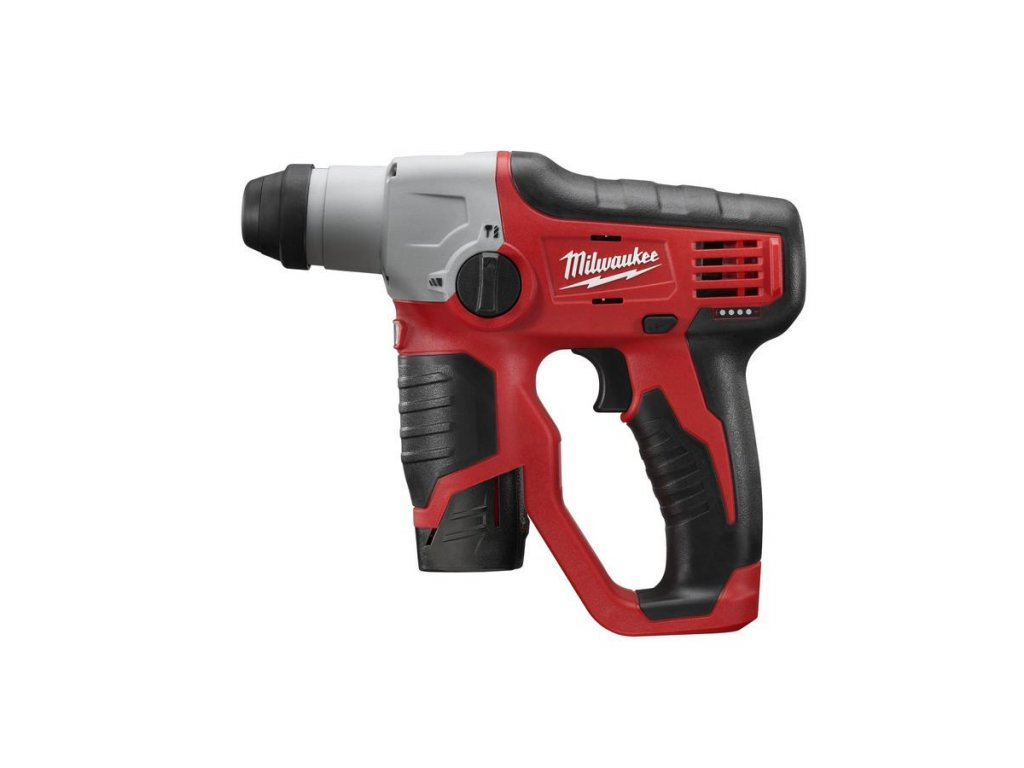 Milwaukee M12 H-202C M12™ Kompaktní kladivo SDS-plus