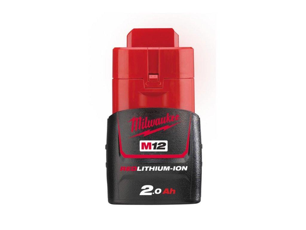 Milwaukee M12 B2 M12™ 2,0 Ah Akumulátor