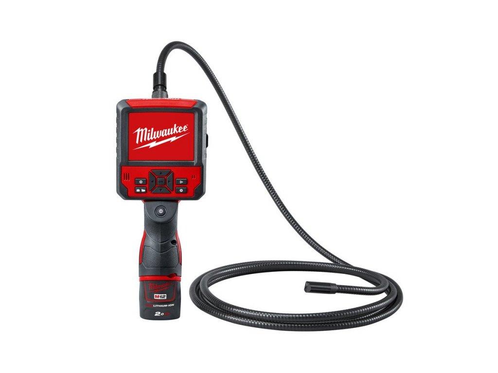 M12 IC AV3-201C Digitální inspekční kamera