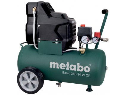 Kompresor METABO Basic 250 24 W OF