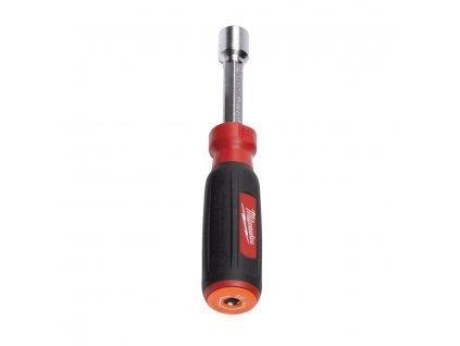 Magnetický trubkový šroubovák HEX-13mm - Oranžová