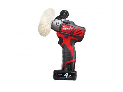 Milwaukee M12 BPS-421X leštička/bruska
