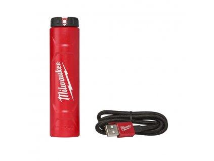Milwaukee 4932459446 L4 C Nabíječka USB