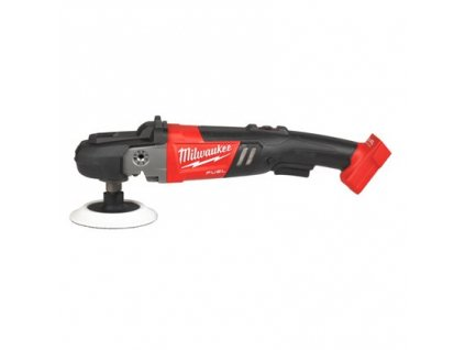 Milwaukee M18 FAP180 leštička detail