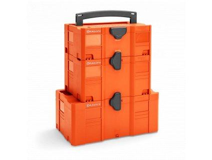Husqvarna Box na baterie - středně velký