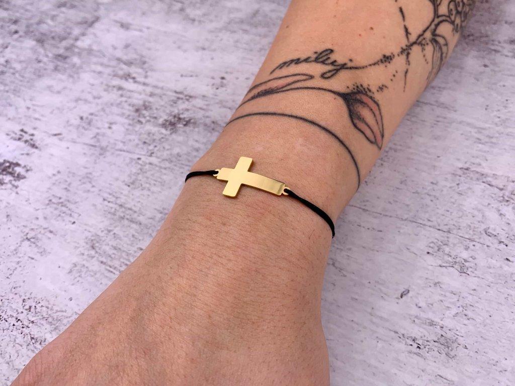 Provázkový #73 kříž