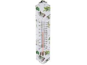 Zahradní teploměr - bylinky