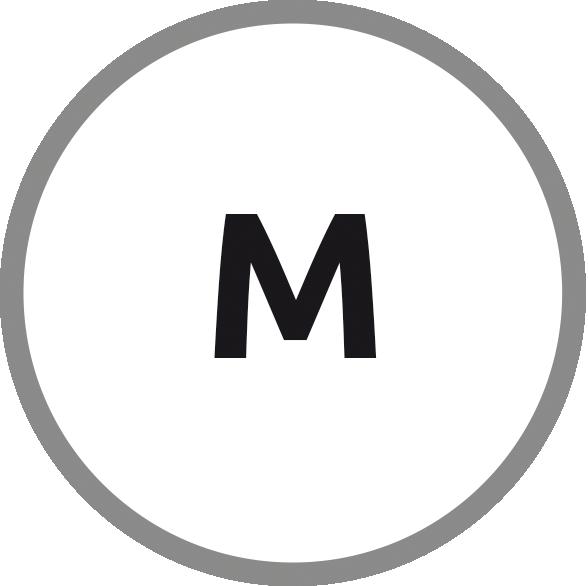 Závit M: Metrický ISO závit