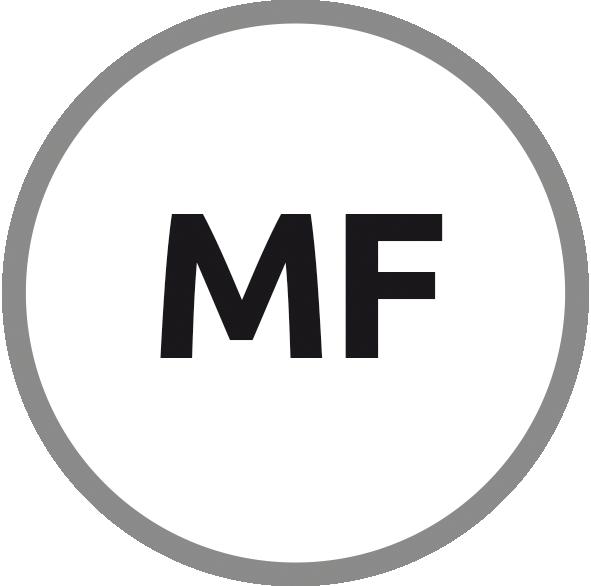 Závit MF: Metrický ISO závit jemný