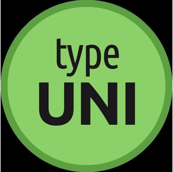 Typ UNI: Závitník pro univerzální použití